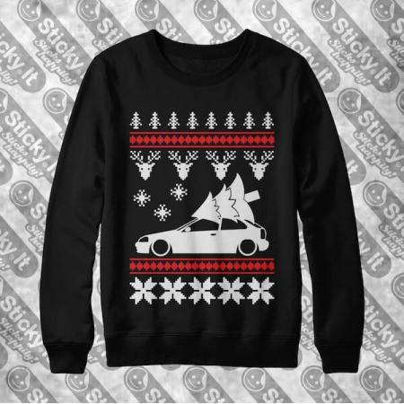 Honda Civic 96-00 6Gen EK Hatch Kalėdinis džemperis