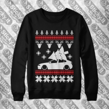 Seat Leon 98-05 Kalėdinis džemperis