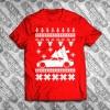 Nissan 350Z Kalėdiniai marškinėliai