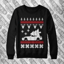 Nissan 370Z Kalėdinis džemperis
