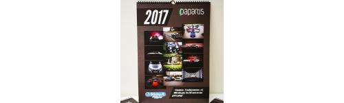 2017 kalendorius